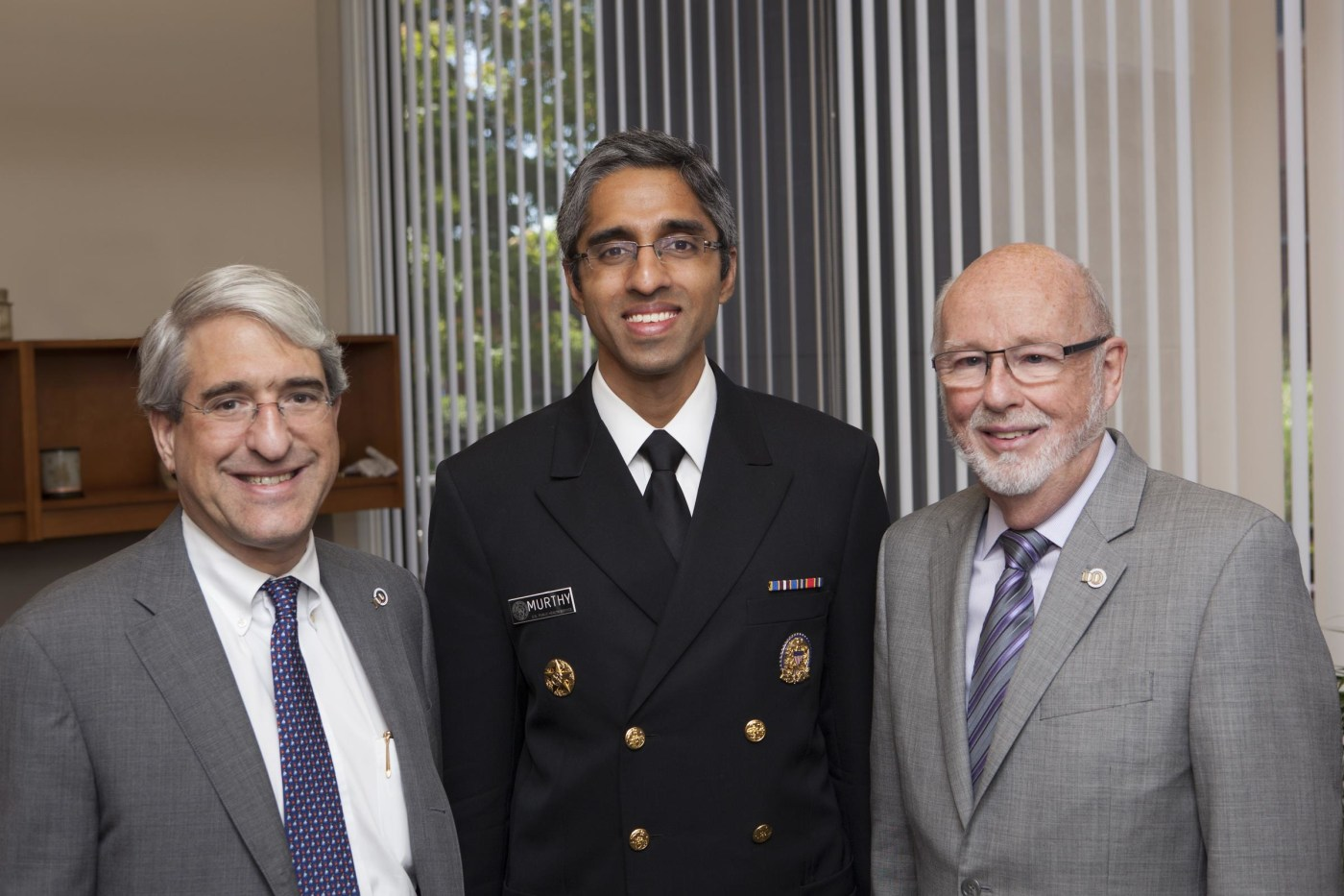 Milbank Lecture with Surgeon General Vivek H. Murthy