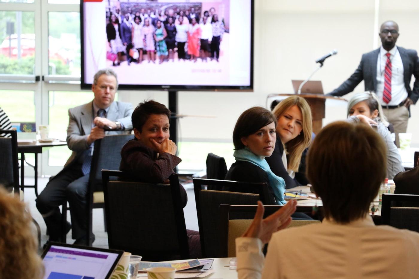 Rafael Perez-Escamilla, Maria Flothkötter, Elizabeth Whelan, Julianne Menzel, Muriel Gubert and Richmond Aryeetey