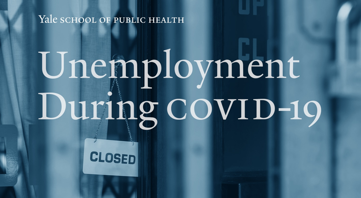 Unemployment during COVID-19 pandemic