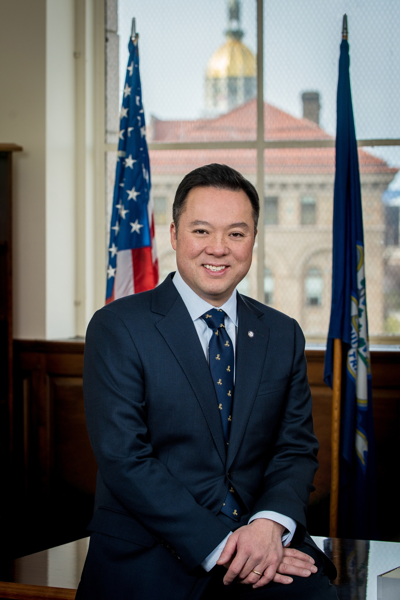 William Tong, Attorney General of Connecticut