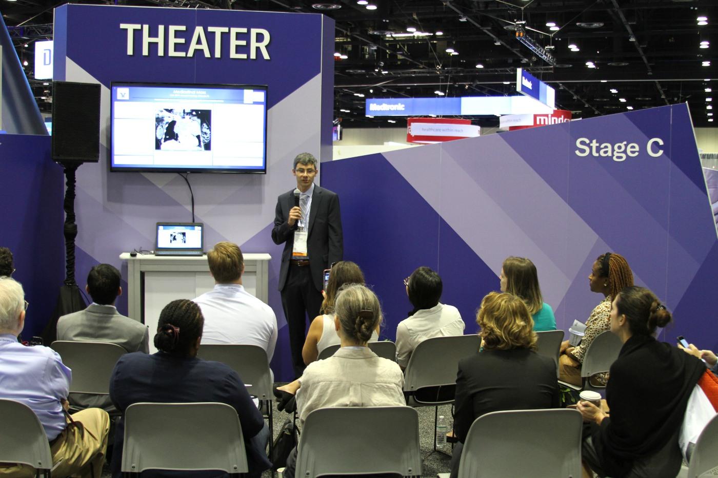 MED Talks On the Smart Stage