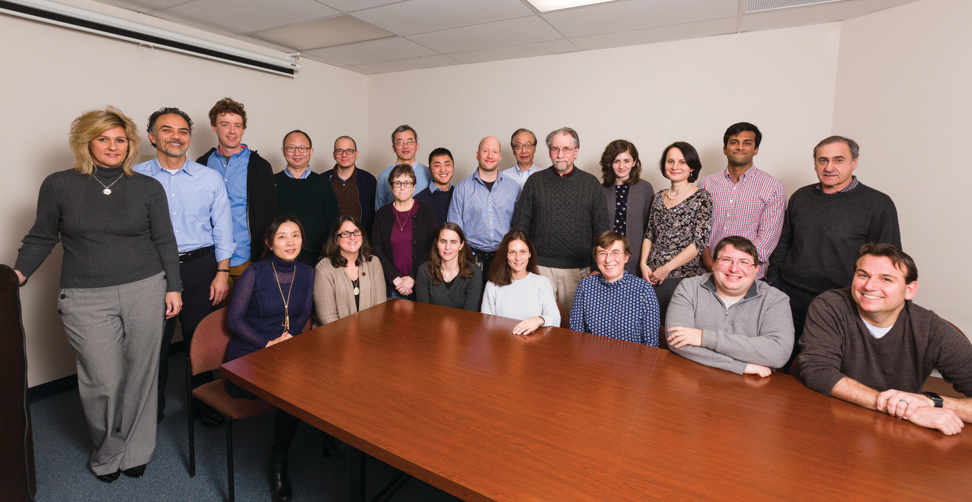 YCAS faculty and staff