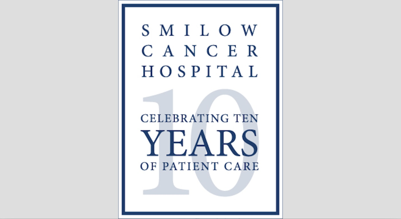 Smilow Cancer Hospital celebrates 10th anniversary: A nationally acclaimed hospital for patient care and research