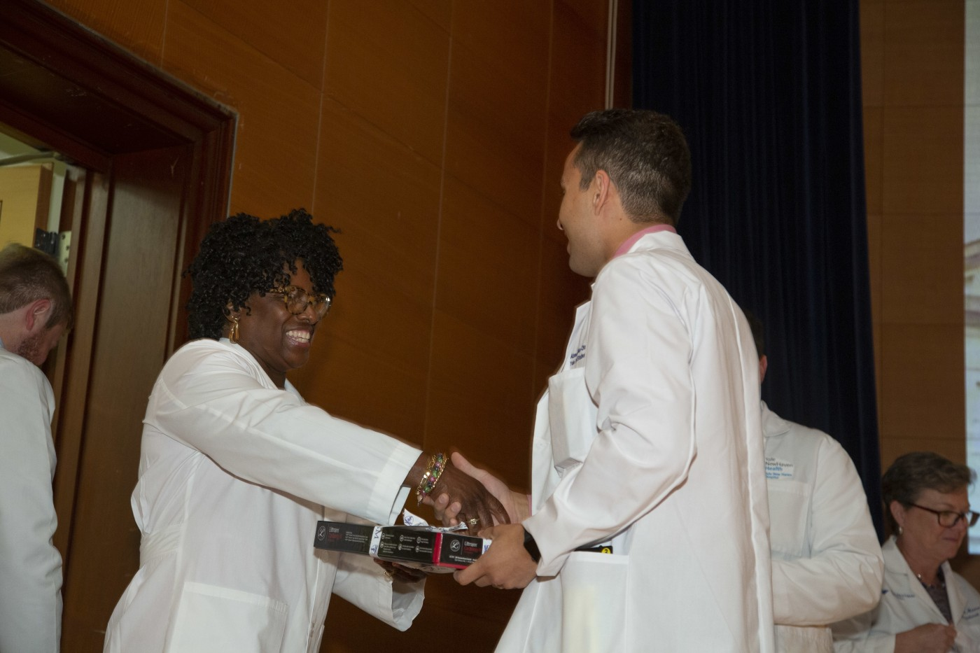 PA White Coat Speaker Donna Murray '96, MS, PA-C