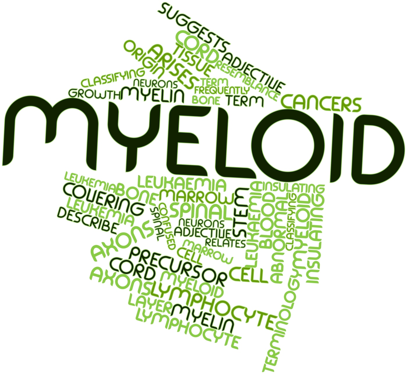 Myeloid cancers