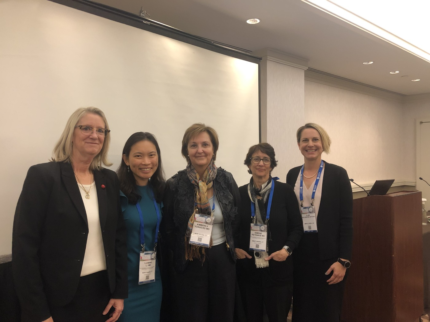 Faculty Speak at APA Conference