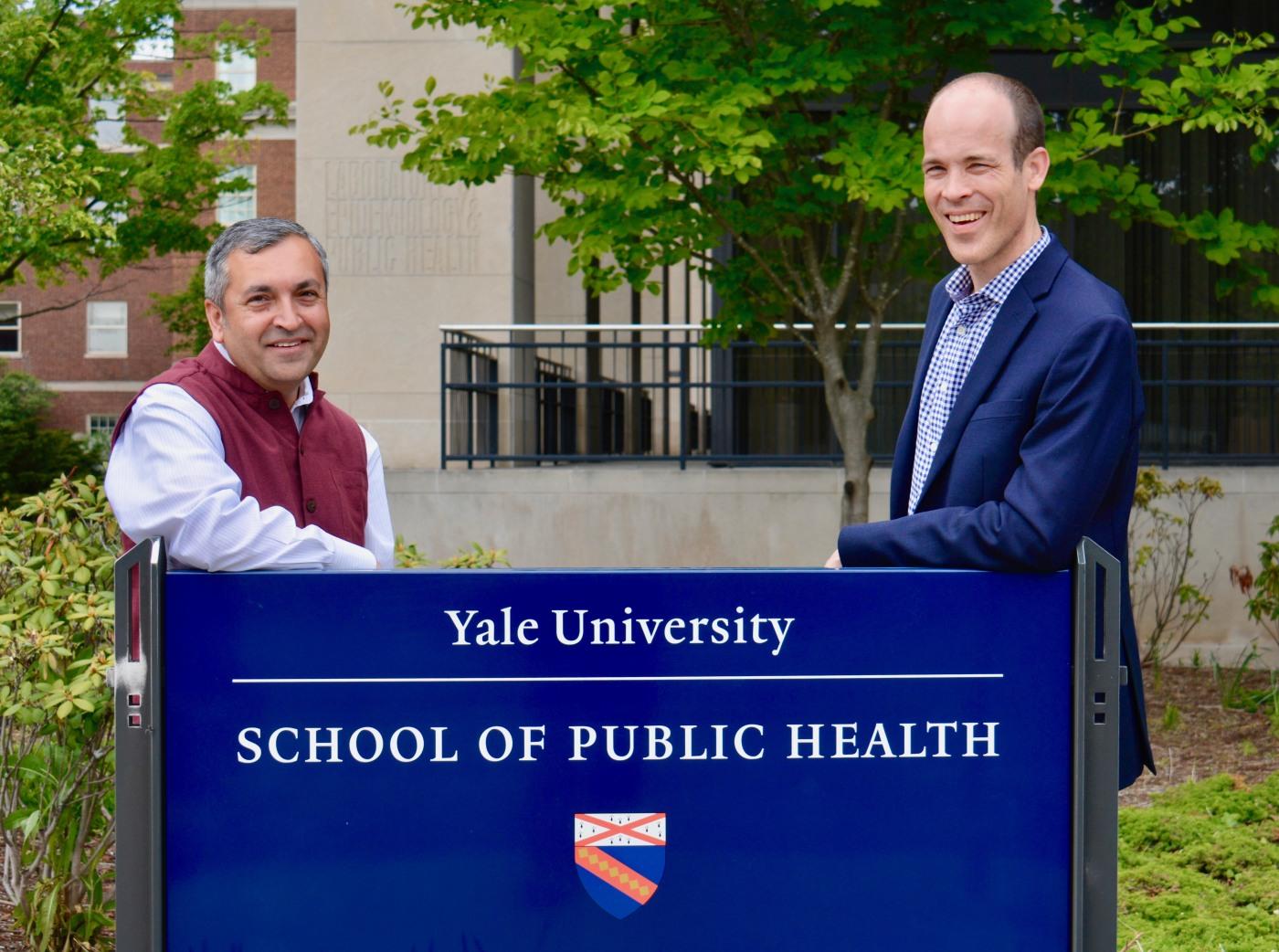 YSPH Names Top Educators