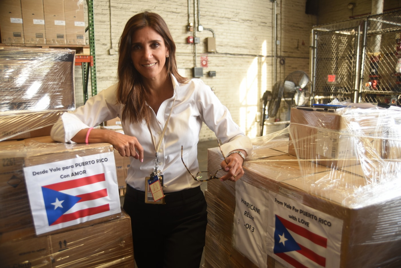 Medical relief for Puerto Rico