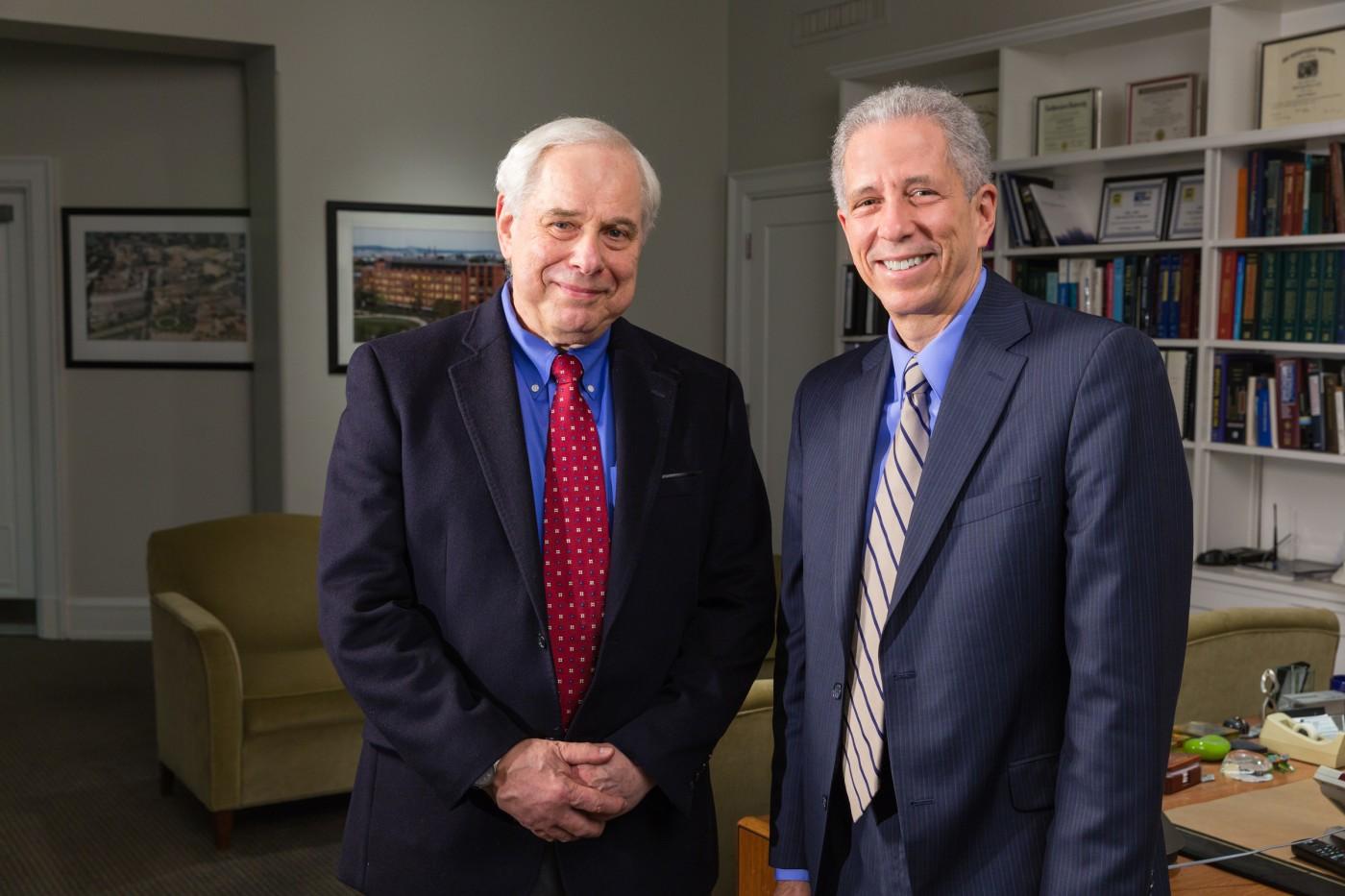 Robert Sherwin, MD, and Robert J. Alpern, MD.