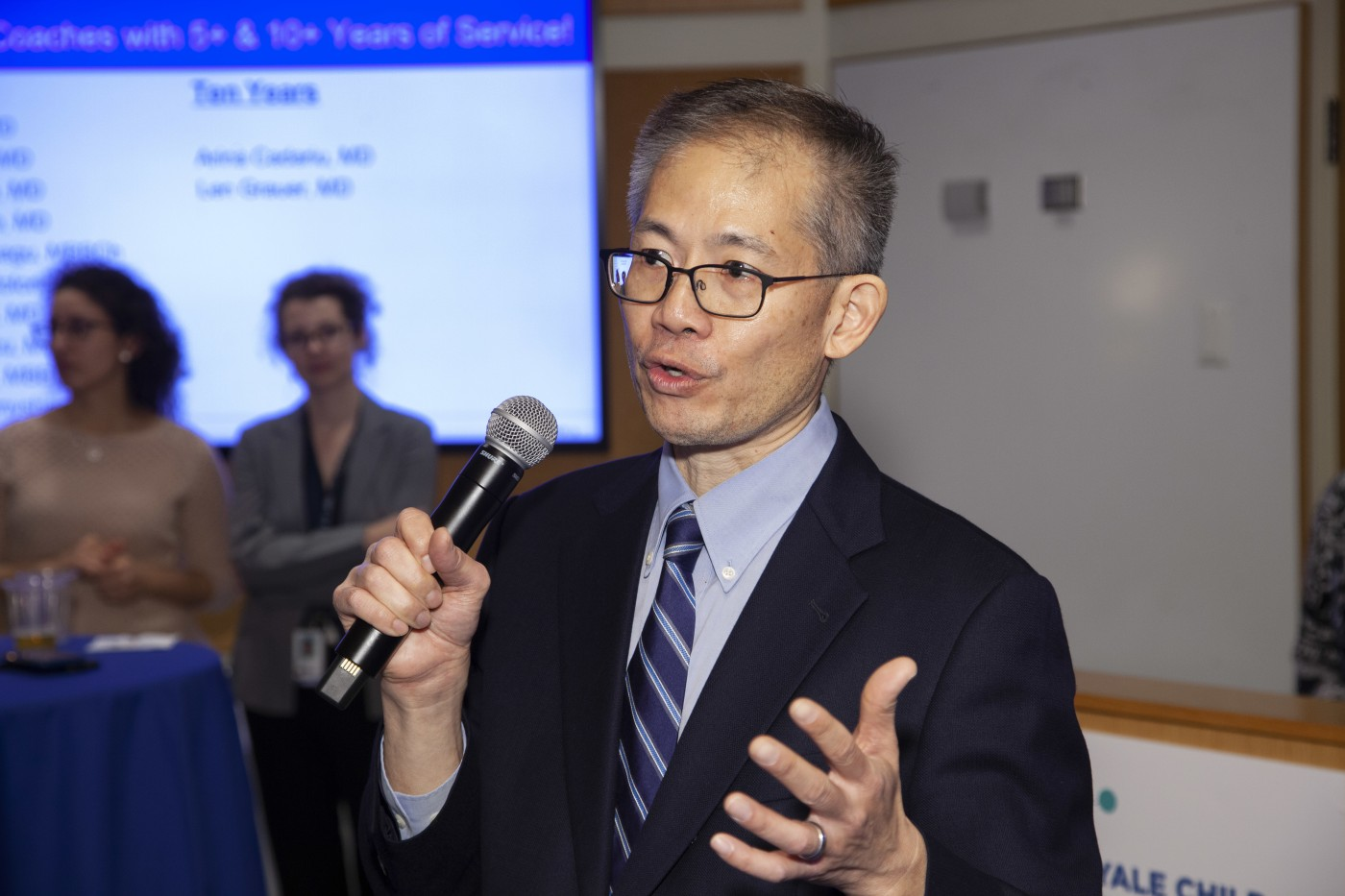 MCE Director Barry Wu, MD, FACP