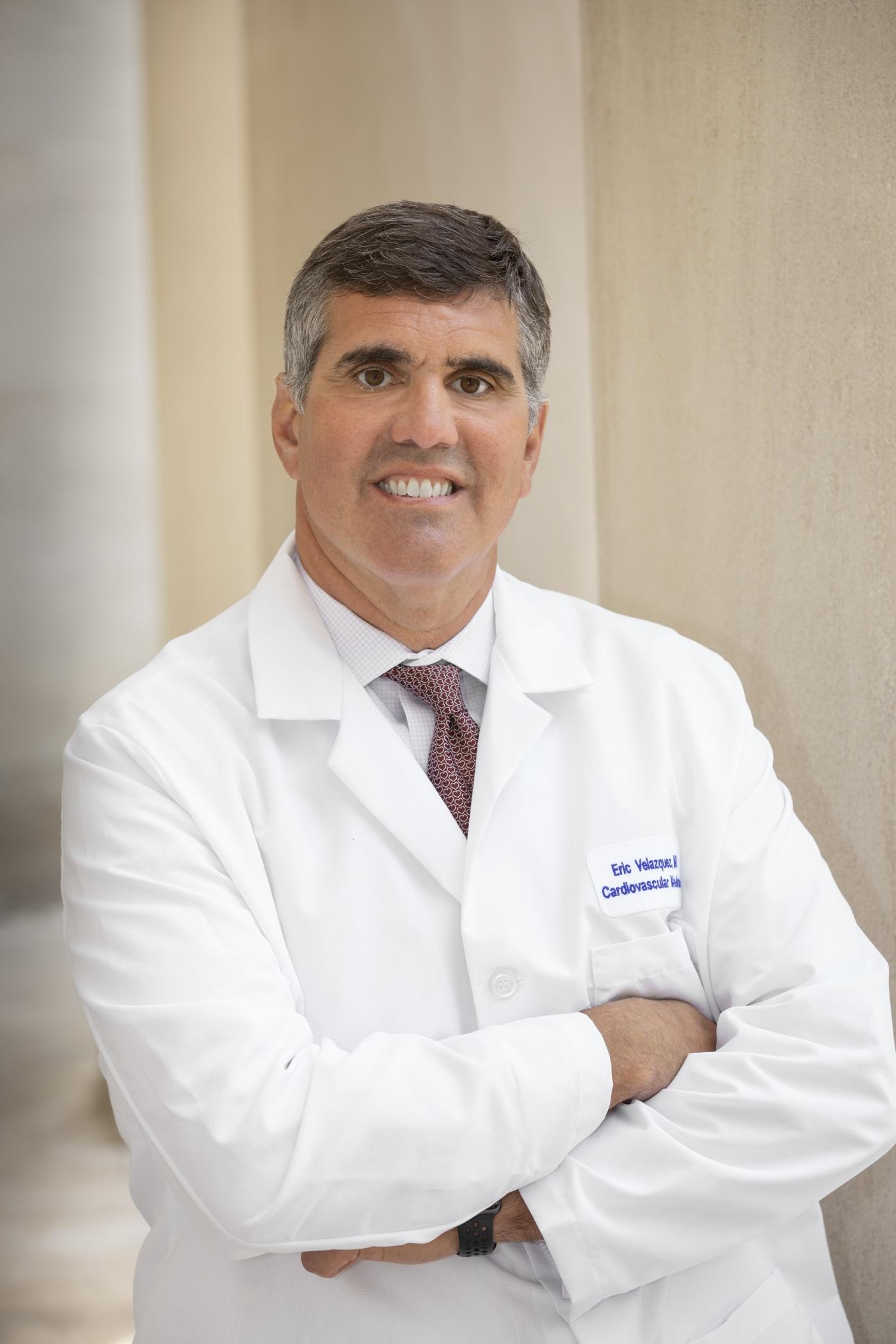Eric J. Velazquez, MD