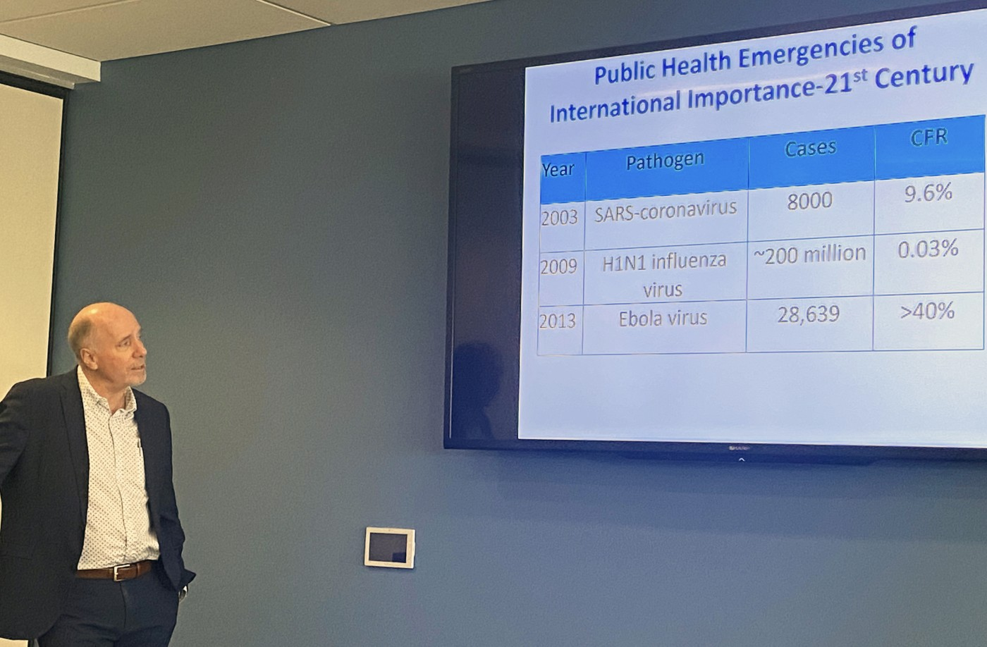 YSPH Department of Epidemiology of Microbial Diseases Seminar Series