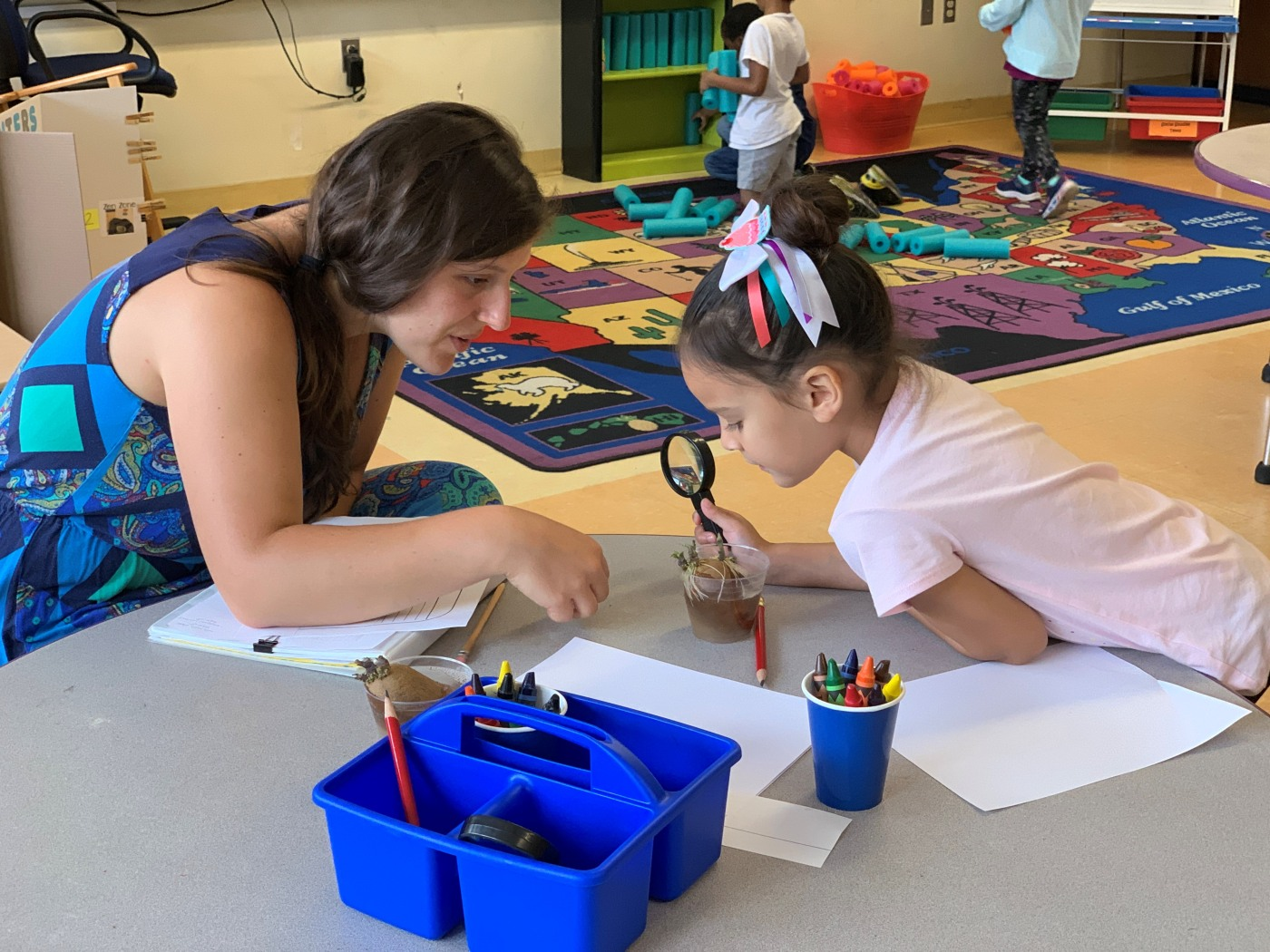 Photo courtesy of Gesell Program in Early Childhood