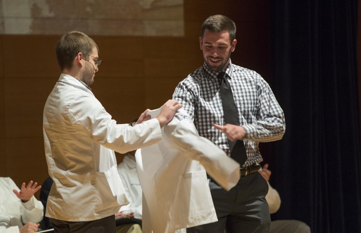 Class of 2017 White Coat Ceremony