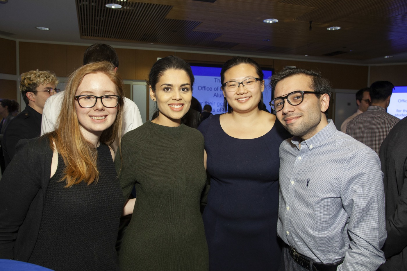 December 2019 MCE Reception