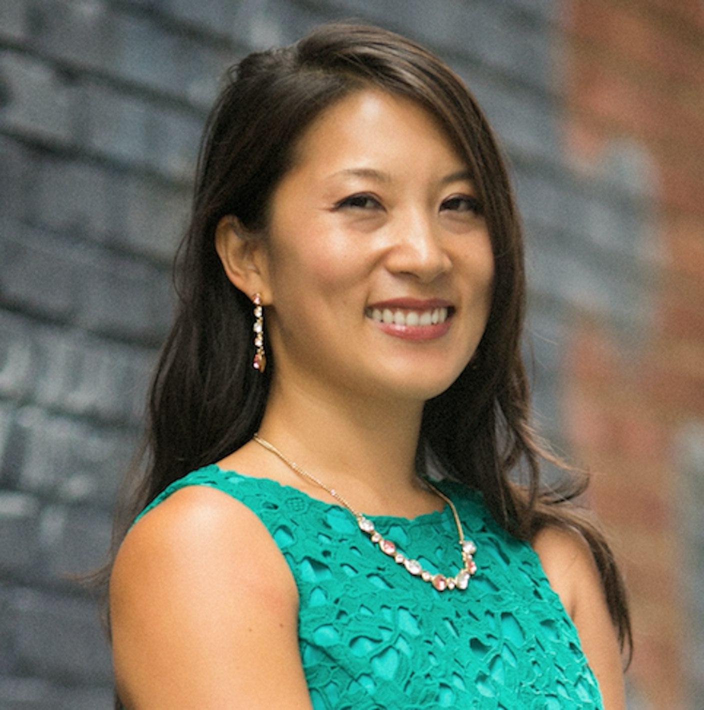 YSPH alumna Lesley Park, M.P.H. '10, Ph.D. '15
