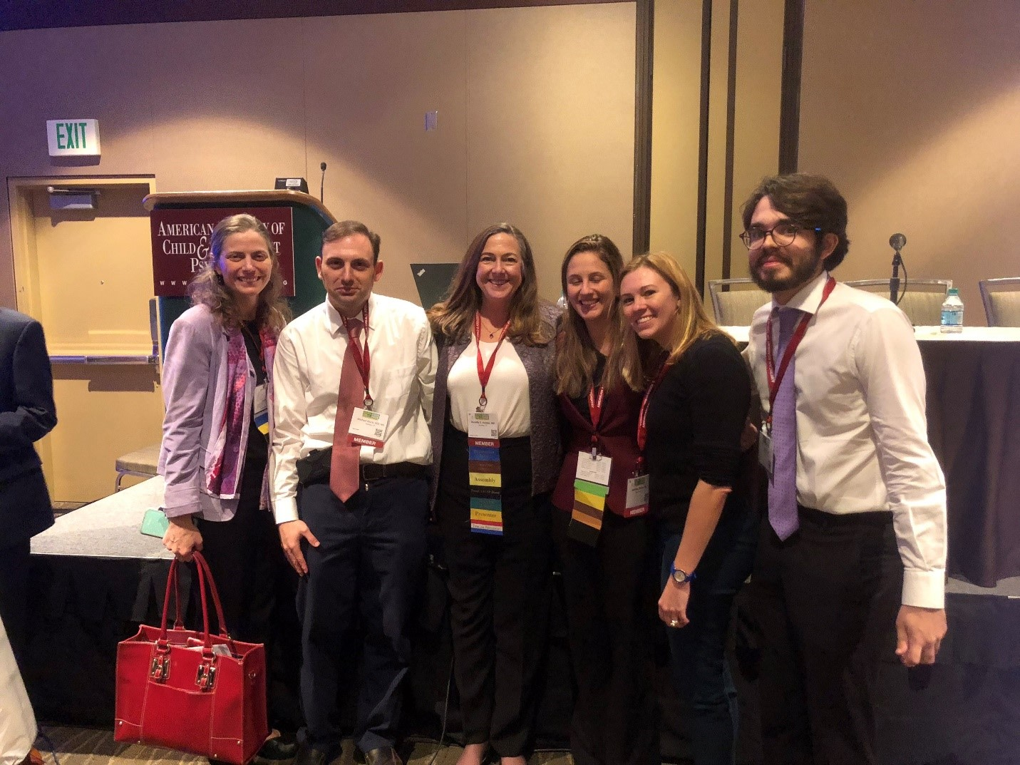 Yale CSC at 2018 AACAP