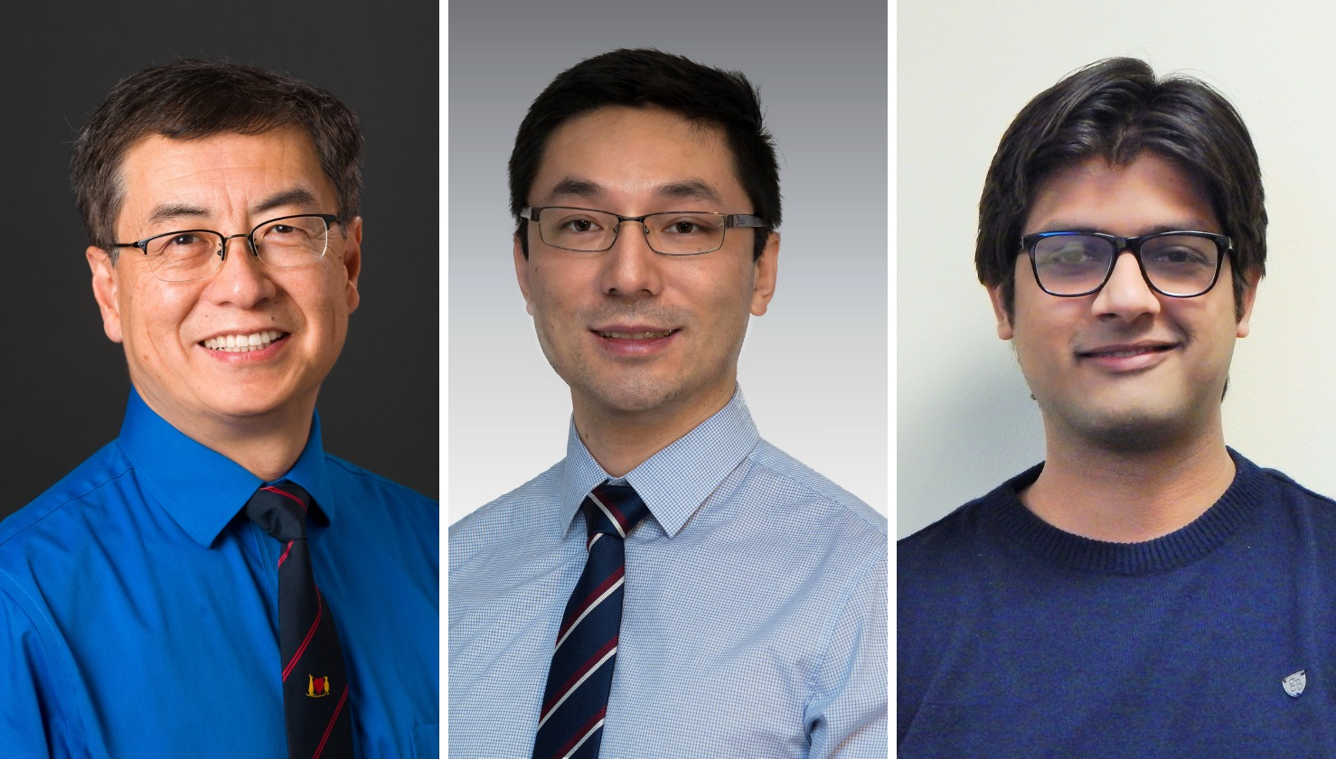 John Hwa, MD, PhD, Sean Gu, MD, PhD, and Tarun Tyagi, PhD