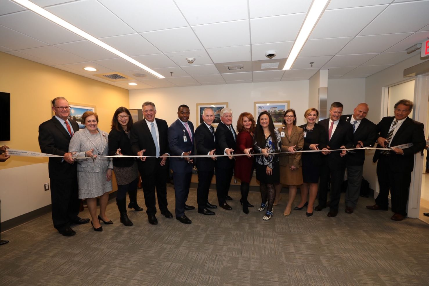 Smilow Cancer Hospital Care Center opens at Westerly Hospital