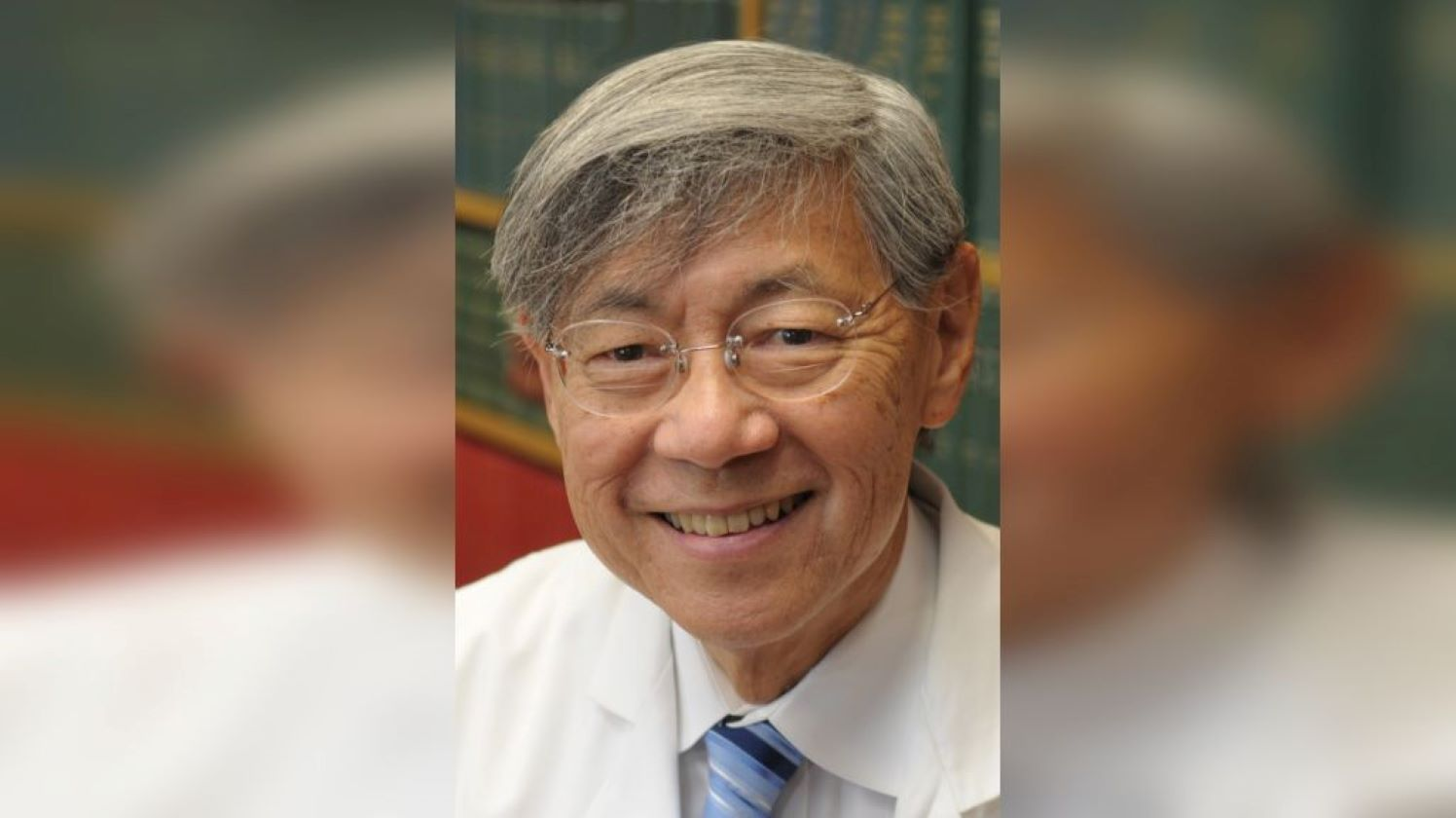 Dr. Clarence T. Sasaki, Charles W. Ohse Professor of Surgery