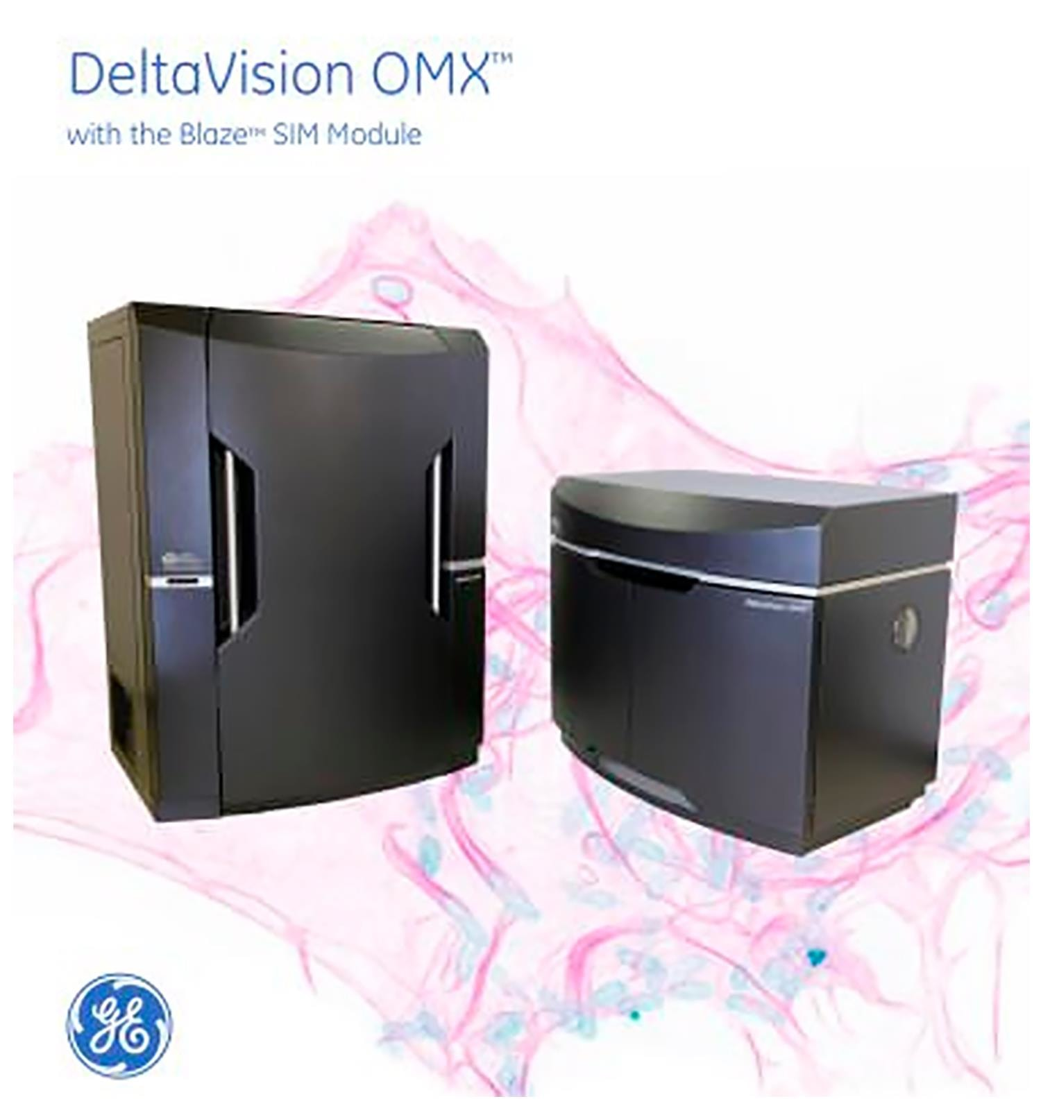 OMX-SIM and TIRF microscope