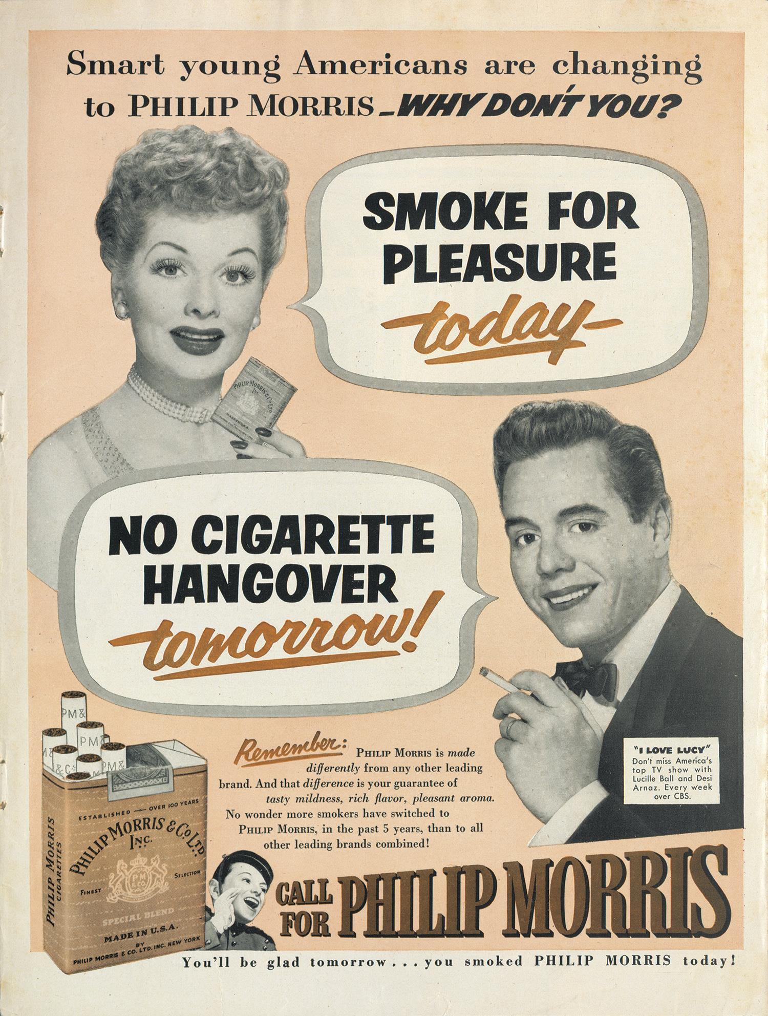 Philip Morris ad