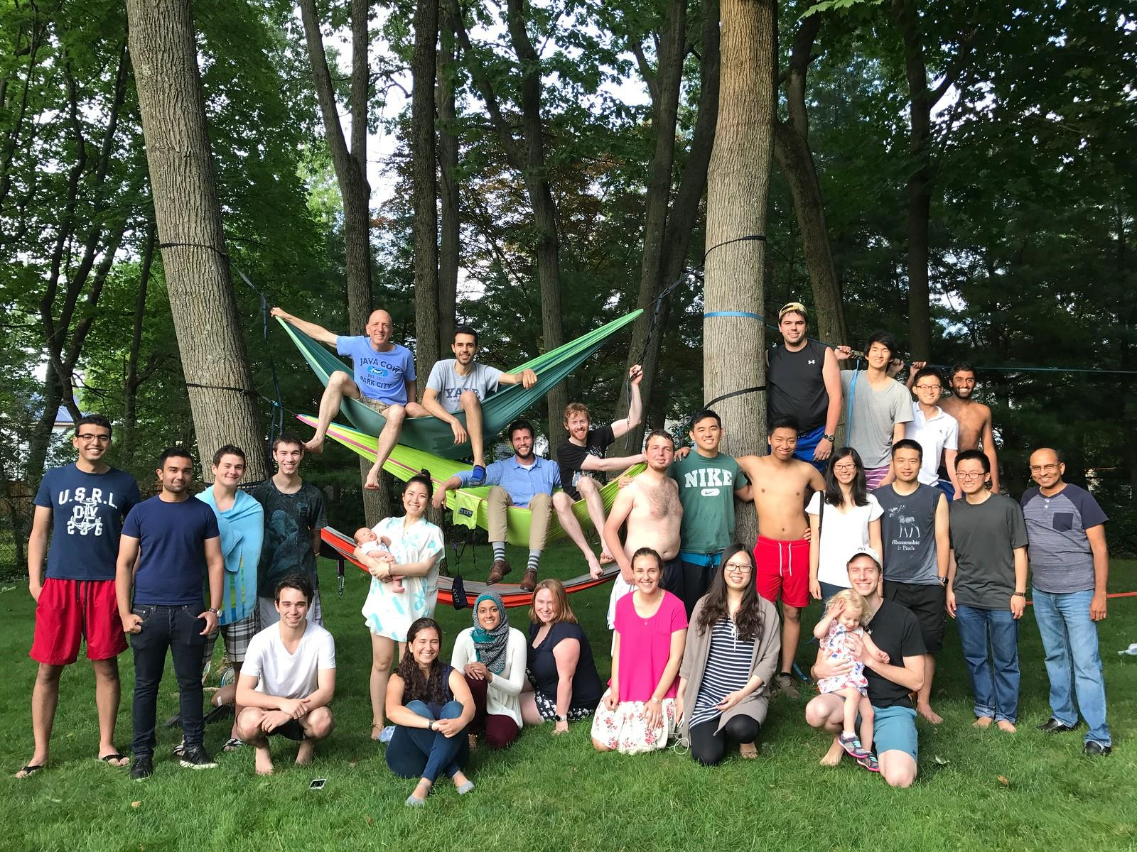 Lab Summer Outing 2017