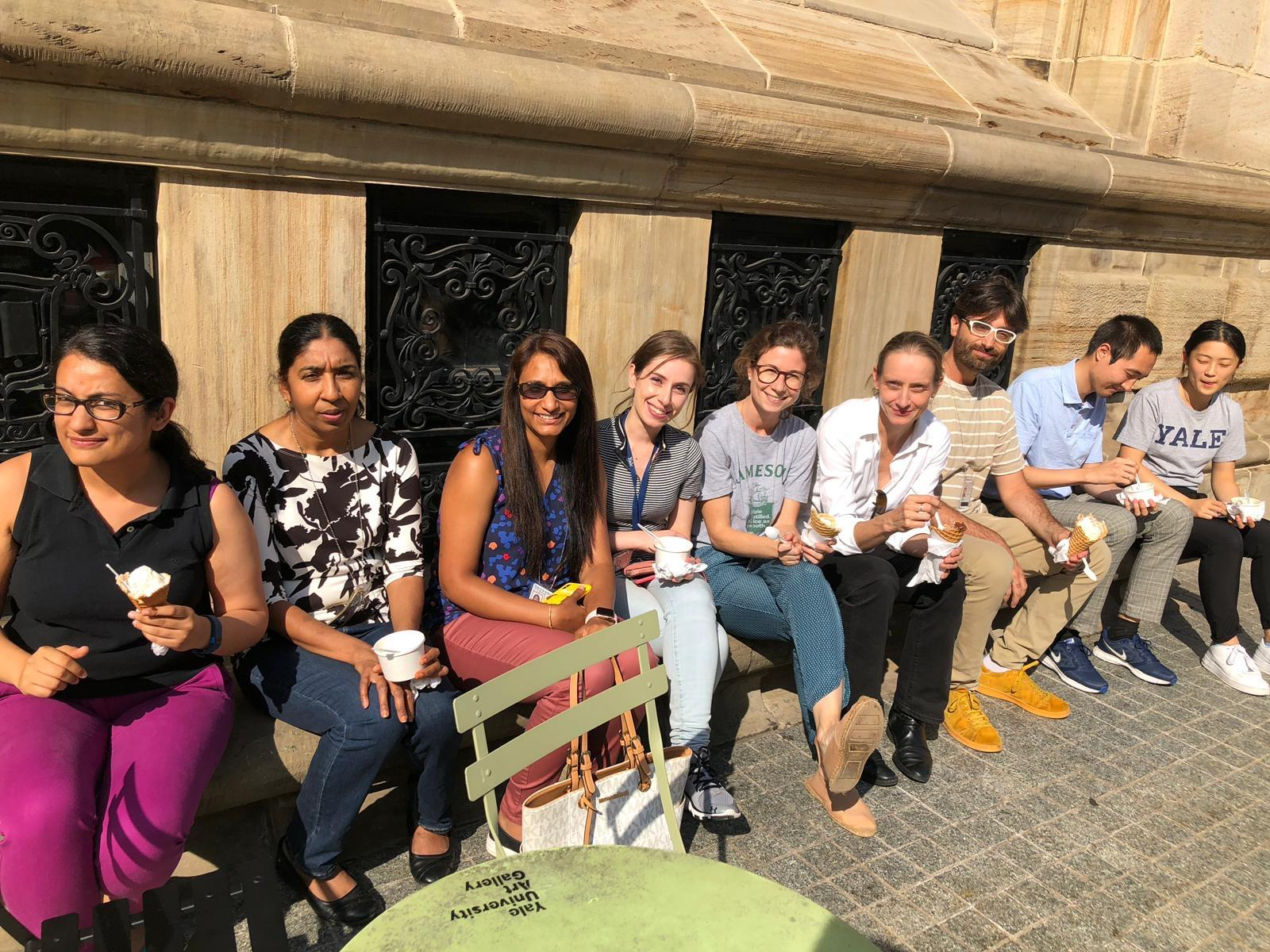 Ice Cream after ASH 2019 Abstract Submission