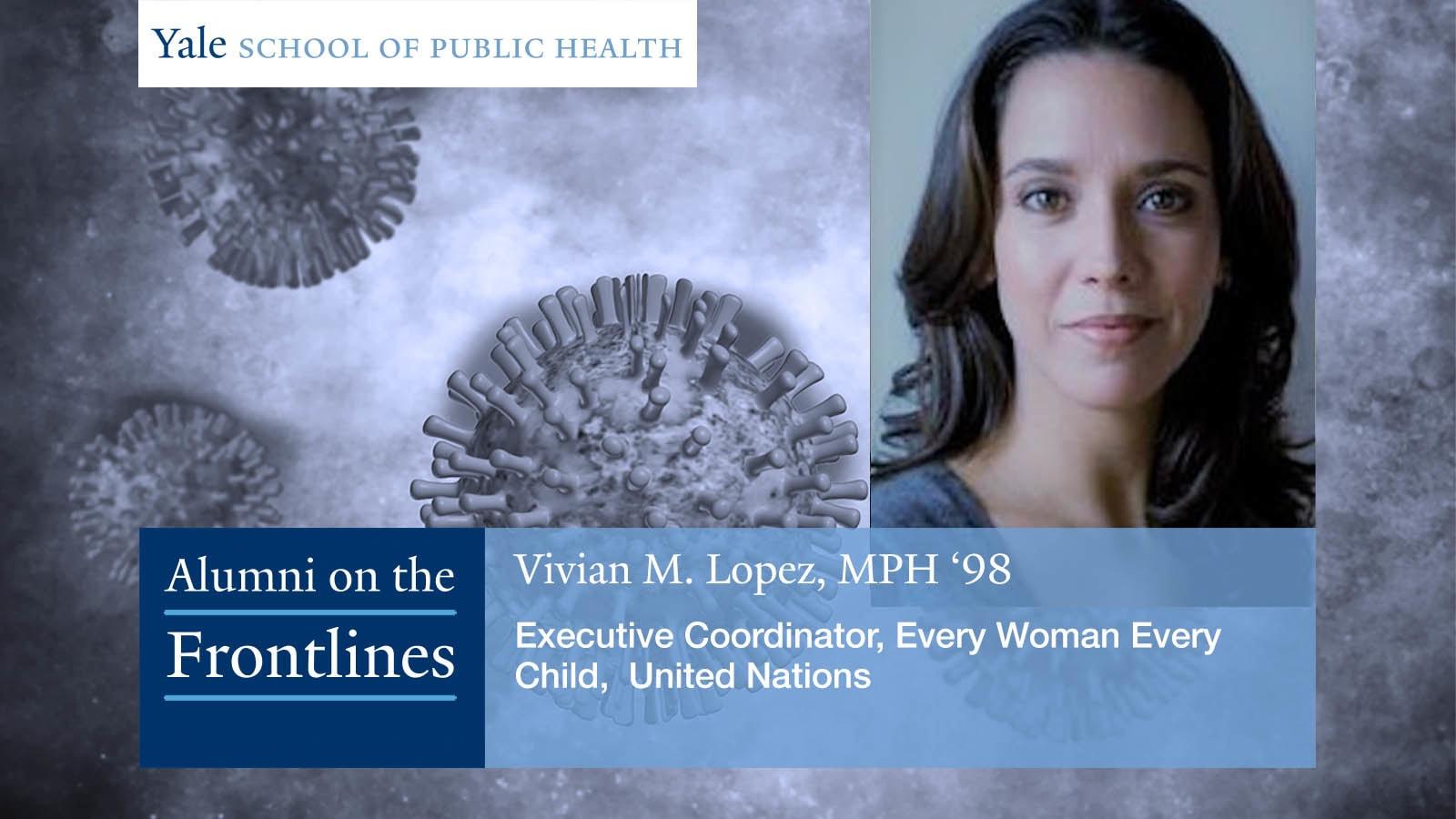 Vivian M. Lopez, MPH '98