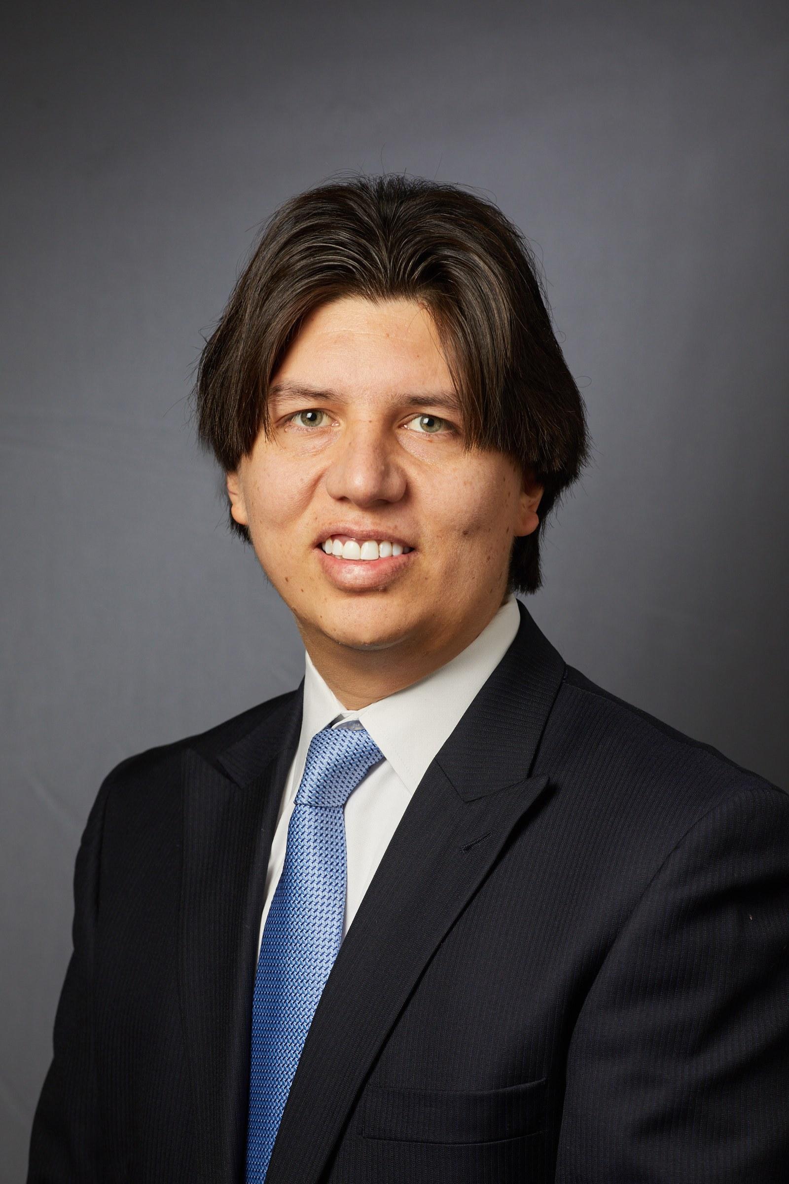 Bernardo Lombo, MD, assistant professor of clinical medicine