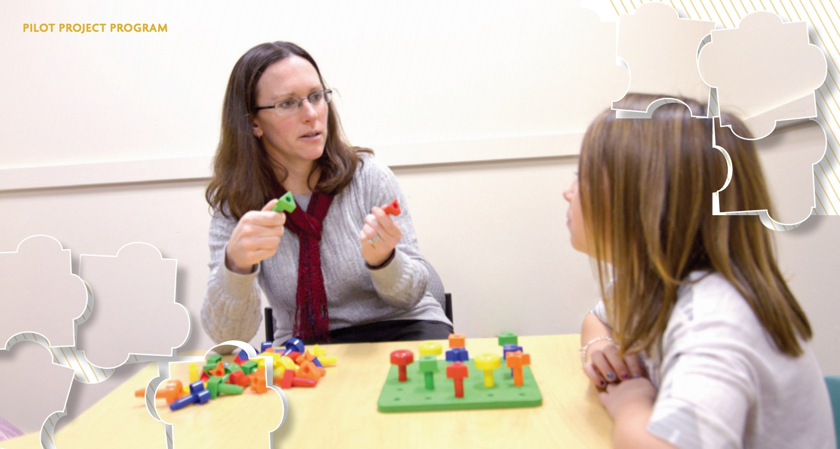 Dr. Pamela Ventola hopes her WHRY-funded study will lead researchers and behavioral therapists to treat girls and boys with autism differently from one another.