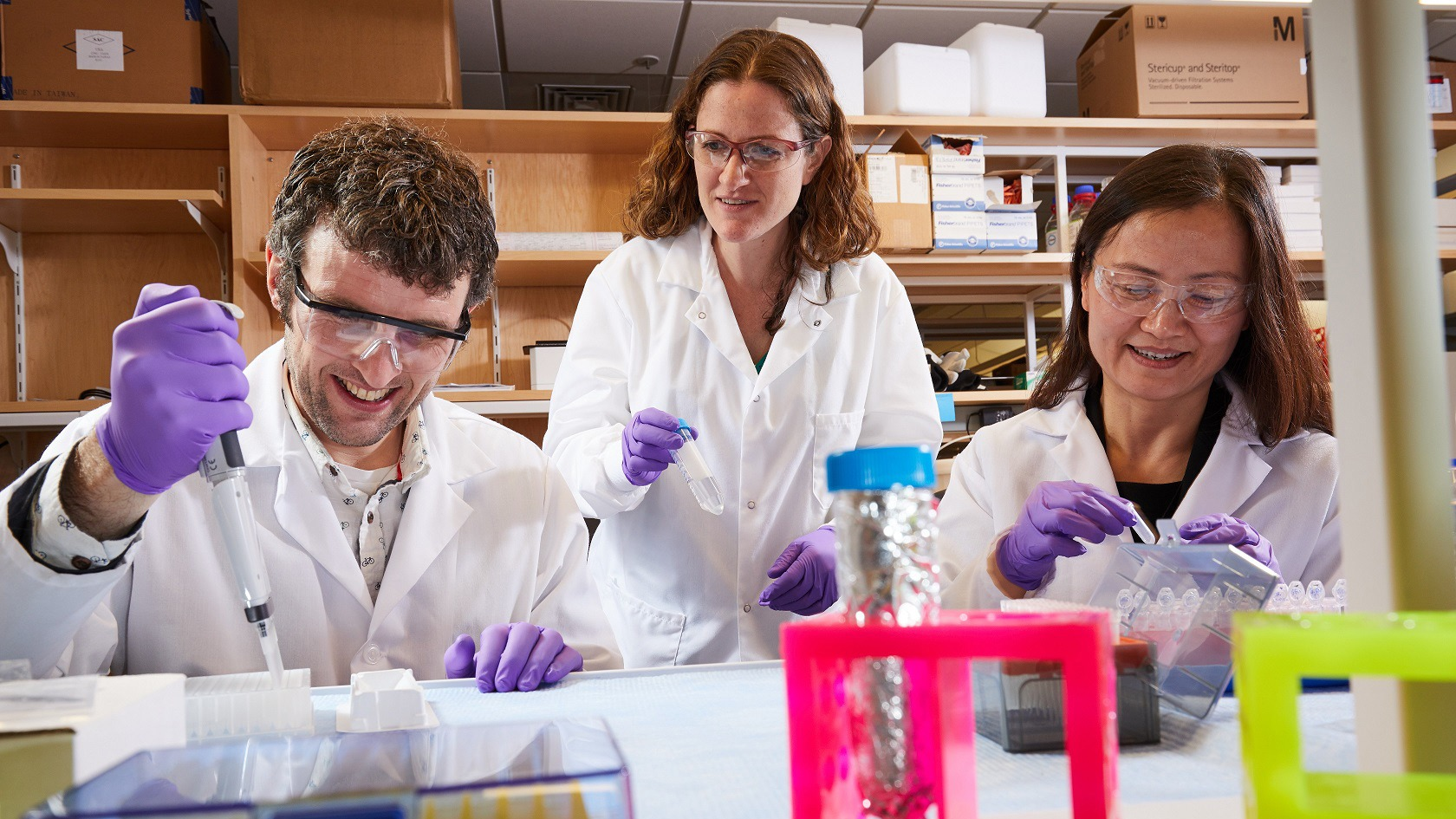 Researchers Using the Chemistry of Digestion to Uncover Sex-Specific Causes of Colon Cancer