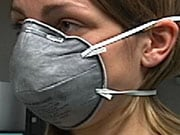 Filtering Dust Mask