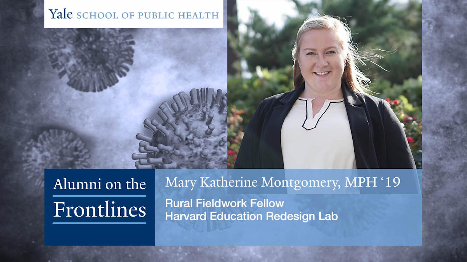 Mary Katherine 'MK' Montgomery, MPH '19