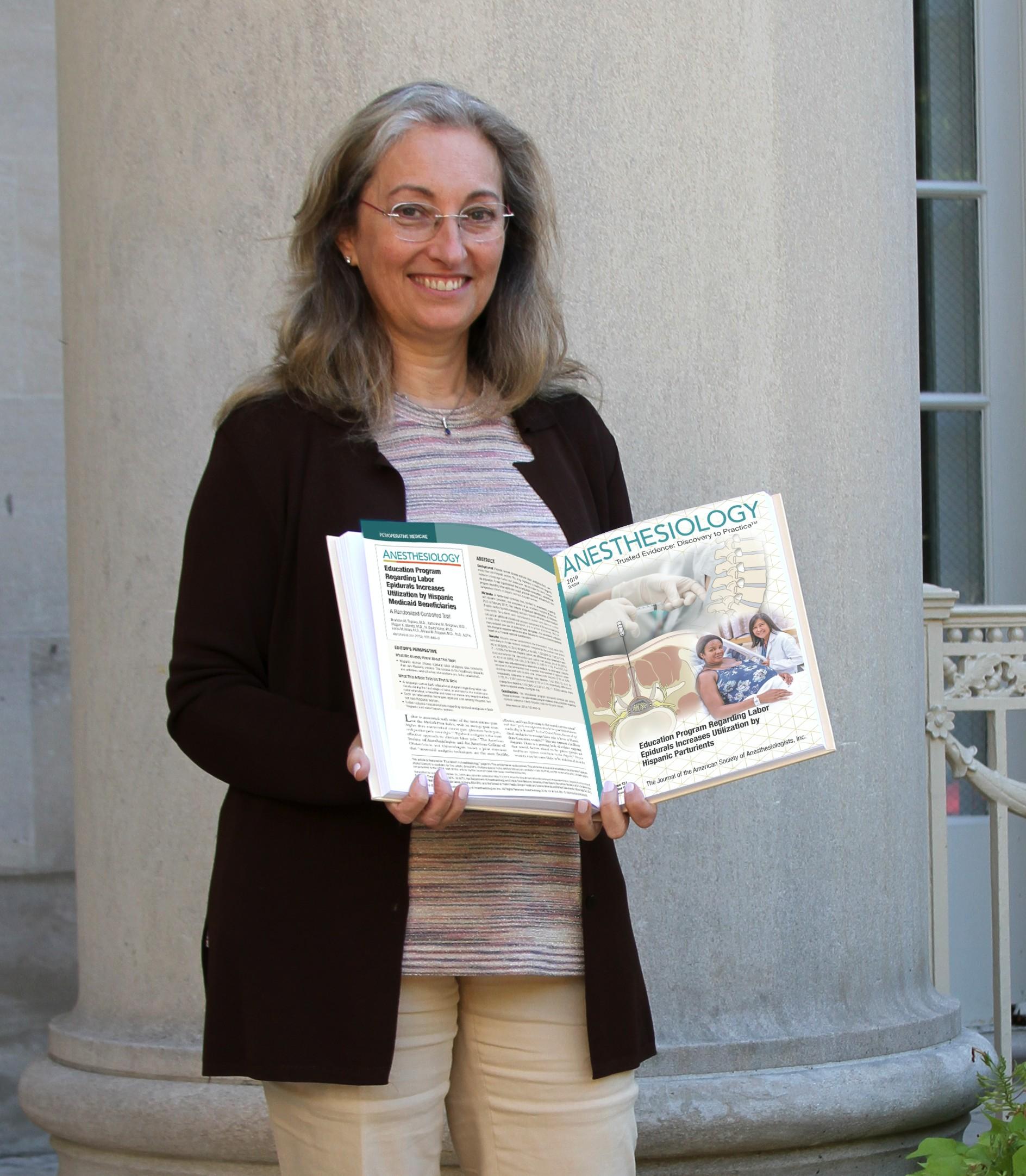 Miriam Treggiari MD, PhD