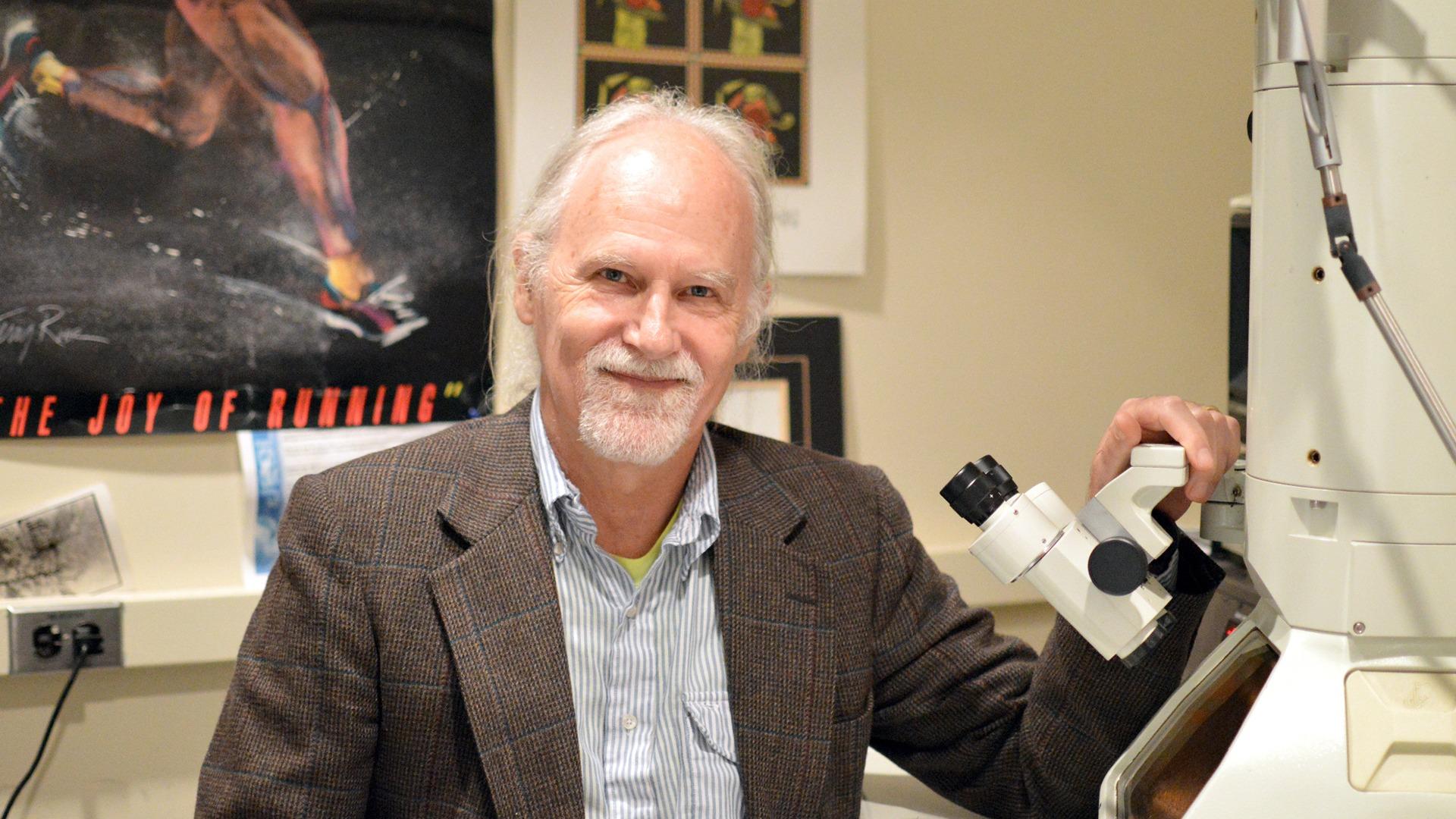Dr. Anthony van den Pol
