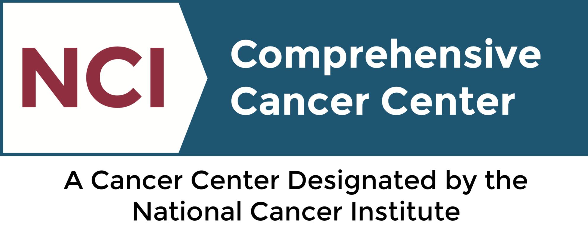 National Cancer Institute Comprehensive Cancer Center logo