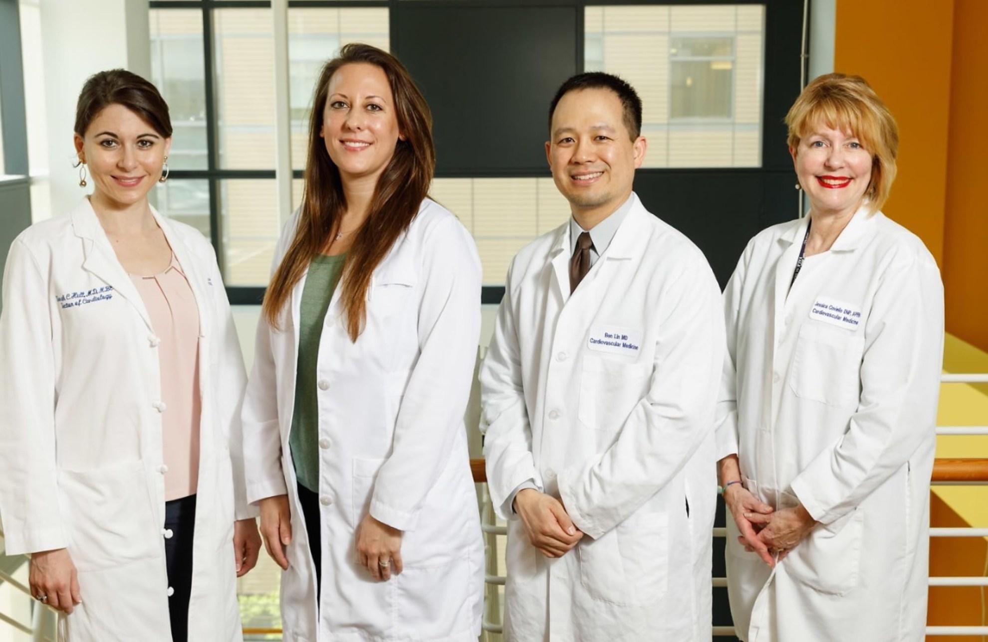 Cardio-Onc team photo