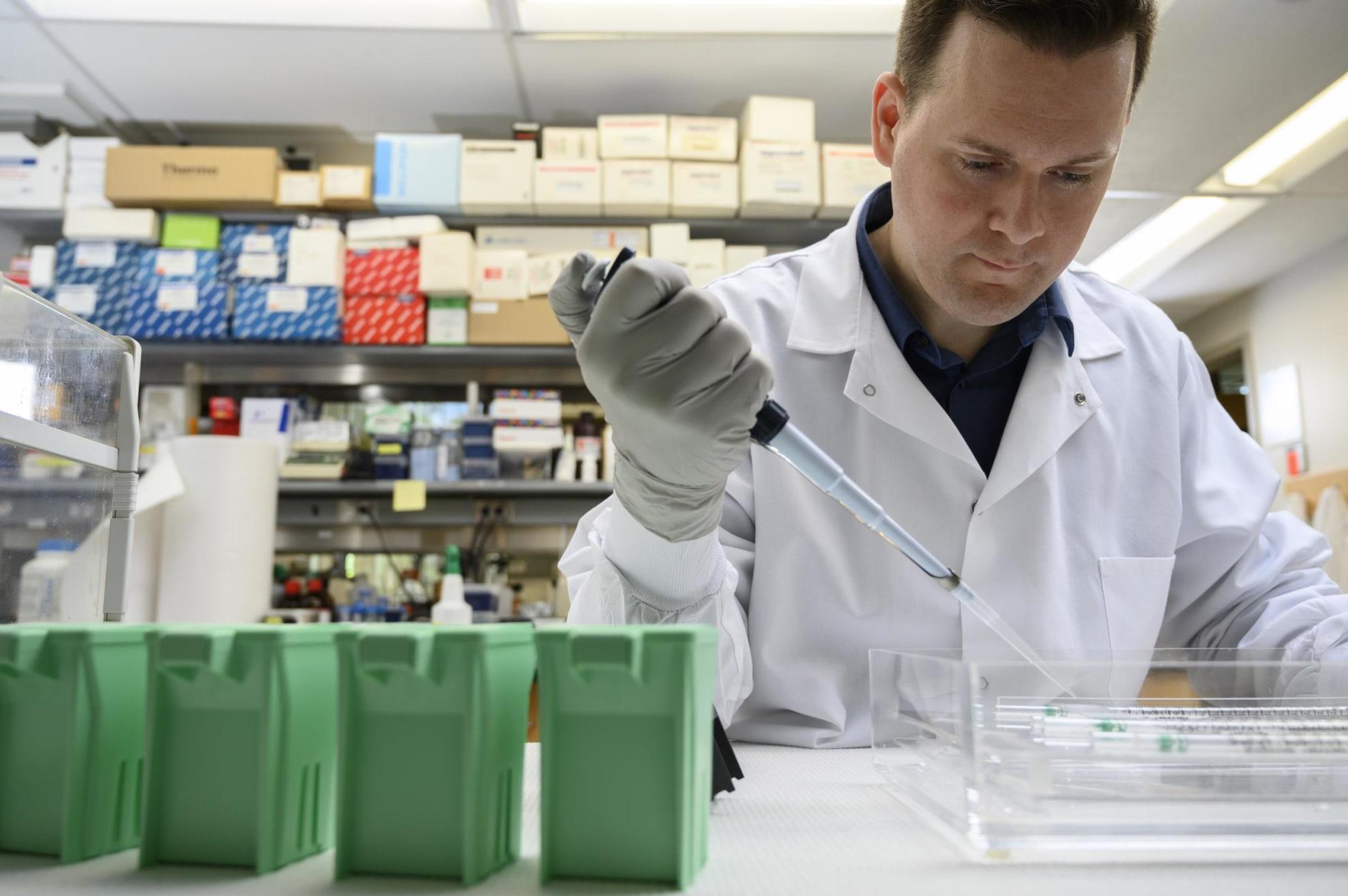 Yale Urology lab, Darryl Martin, PhD, 2019