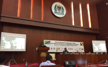 Biennial conference of the Pan African Congress