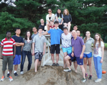 Lab Summer Outing 2014