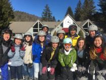 Lab Ski Trip 2016