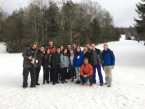 Lab Ski Trip 2017