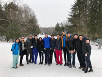 Lab Ski Trip 2019