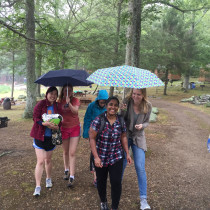 Yale Outdoor Center Summer 2016