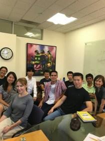Hoh Lab Photo August 2018