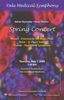 Yale Medical Symphony: Spring 2009