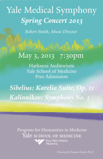 Yale Medical Symphony: Spring 2013