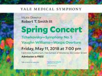 Yale Medical Symphony: Spring 2018