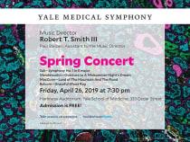 Yale Medical Symphony: Spring 2019